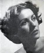 Adela  Escartín Ayala. Una artista internacional nacida en Guía